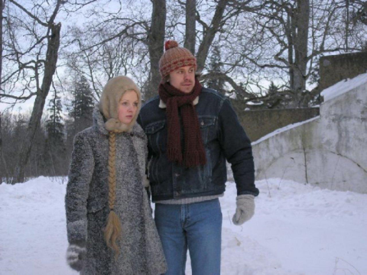 Сергей (Сергей Перегудов) иНастя (Светлана Щедрина)