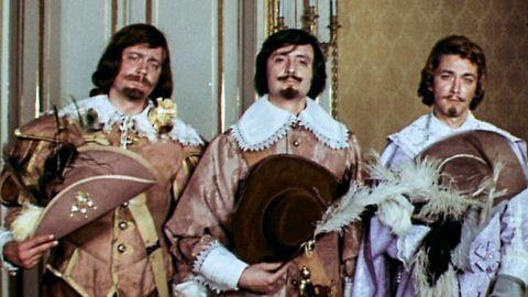 СЛОЖНЫЙ ТЕСТ на знание фильма «Д'Артаньян и три мушкетёра»