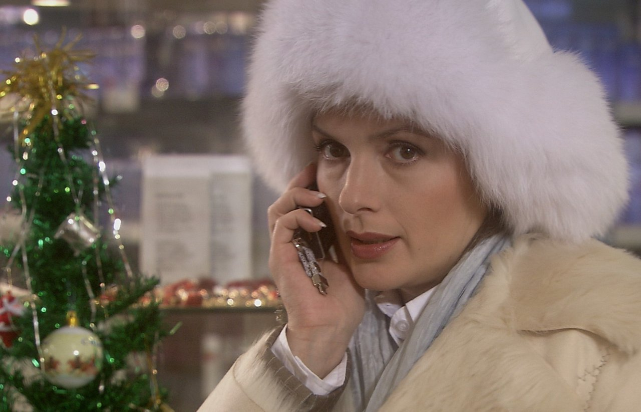 Моя мама - Снегурочка