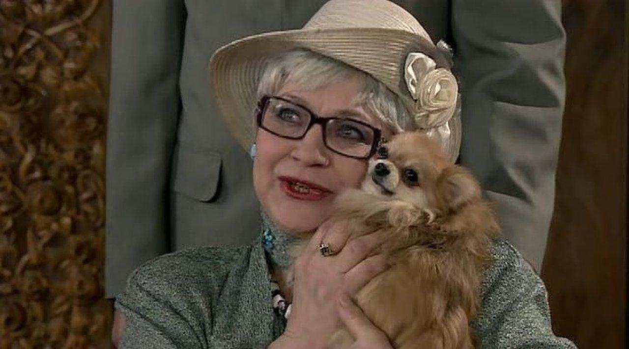 Тетя Клава фон Геттен