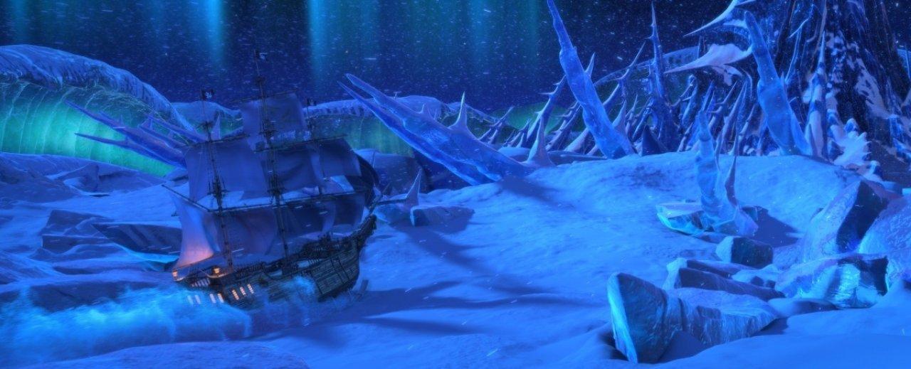 Снежная королева 2: Перезаморозка