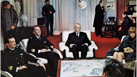 Иностранные звезды в советском кино. Клаудиа Кардинале и Шон Коннери