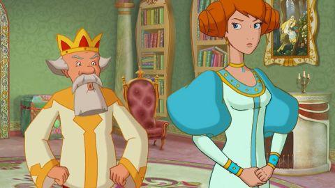 Узнайте, как сохранить брак, вместе с героями мультфильма «Иван Царевич и Серый Волк — 2»