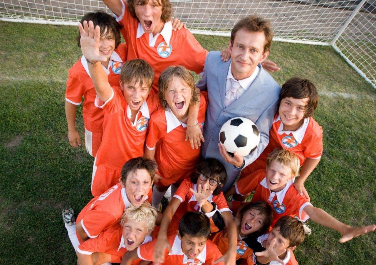 Немецкий фильм про футбол детский