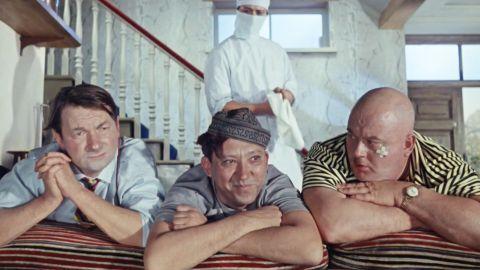 ТЕСТ: Хорошо ли вы помните фильм «Кавказская пленница, или Новые приключения Шурика»
