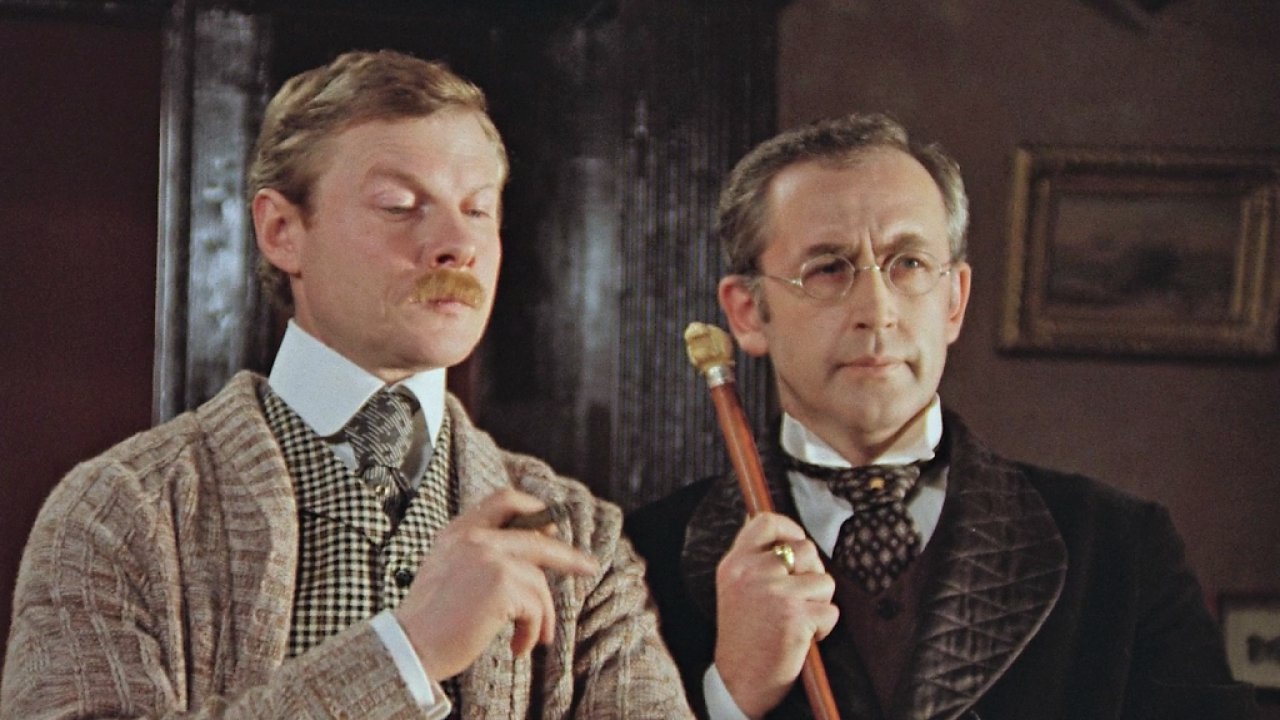 7 интересных фактов о сериале «Приключения Шерлока Холмса и доктора Ватсона»