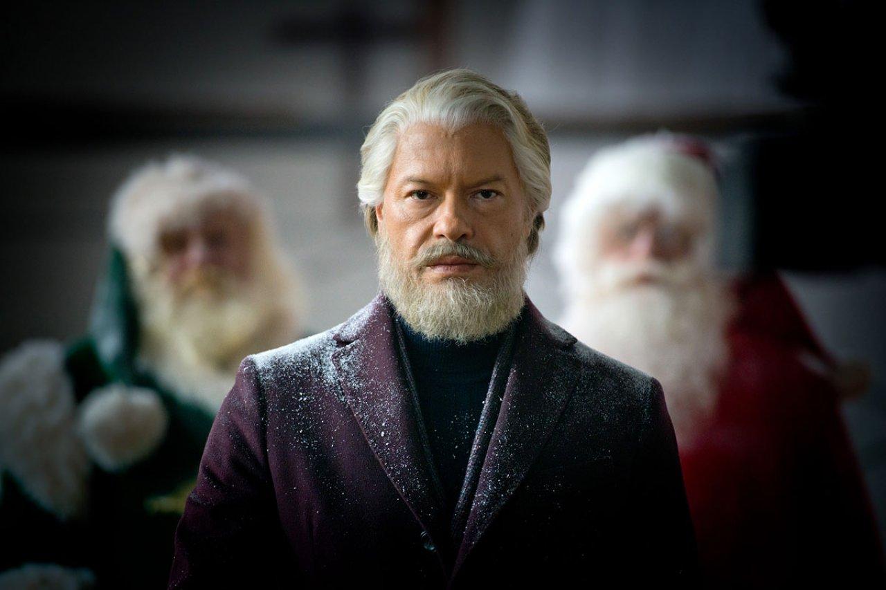 Как снимали сказку «Дед Мороз. Битва Магов»