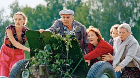 Как снимали трилогию «Любить по-русски»
