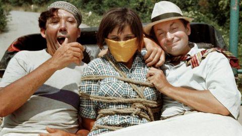ТЕСТ: Насколько хорошо вы помните фильм «Кавказская пленница, или Новые приключения Шурика»?