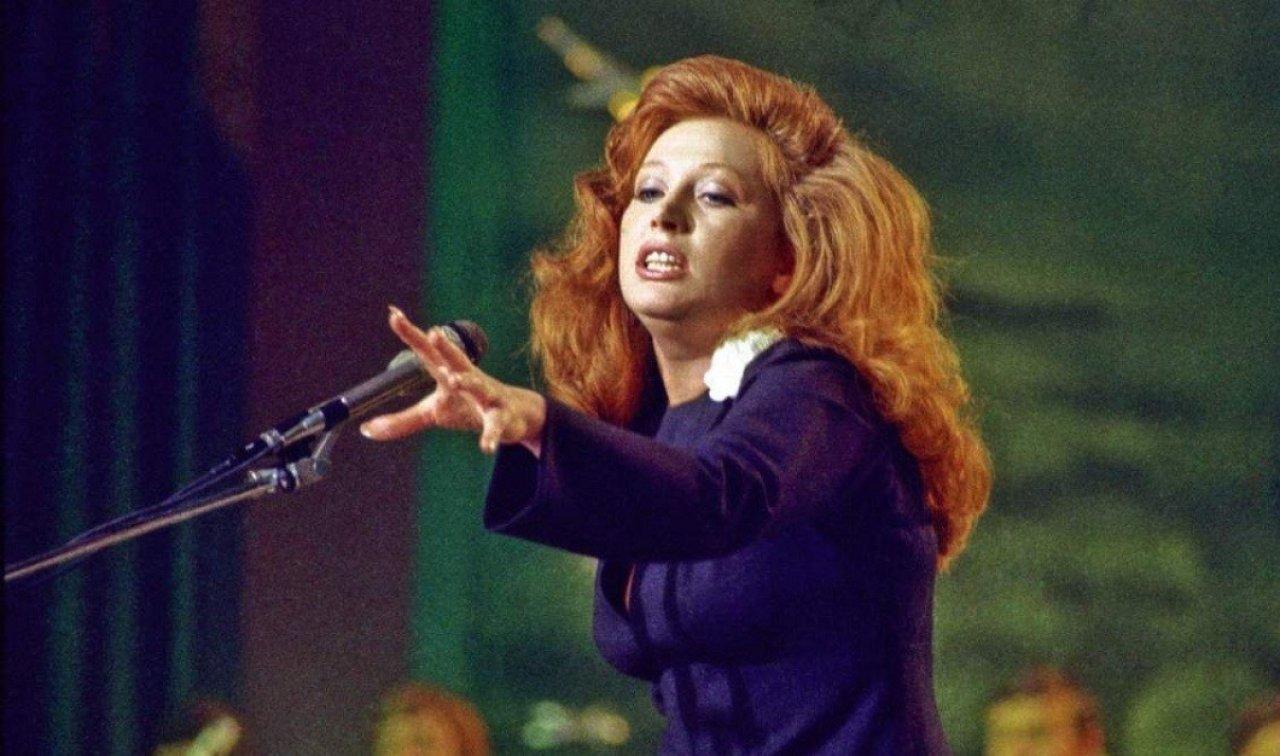 Женщина, которая поёт