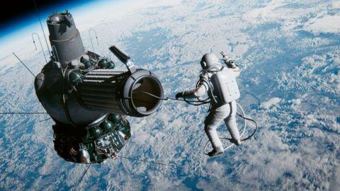 Как снималась космическая драма «Время первых»