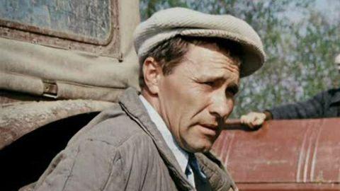 Василий Шукшин: в кино и в жизни