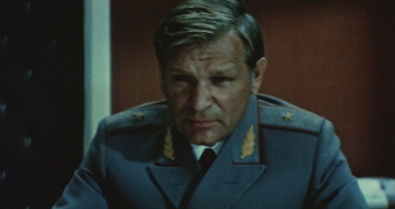Версия полковника Зорина