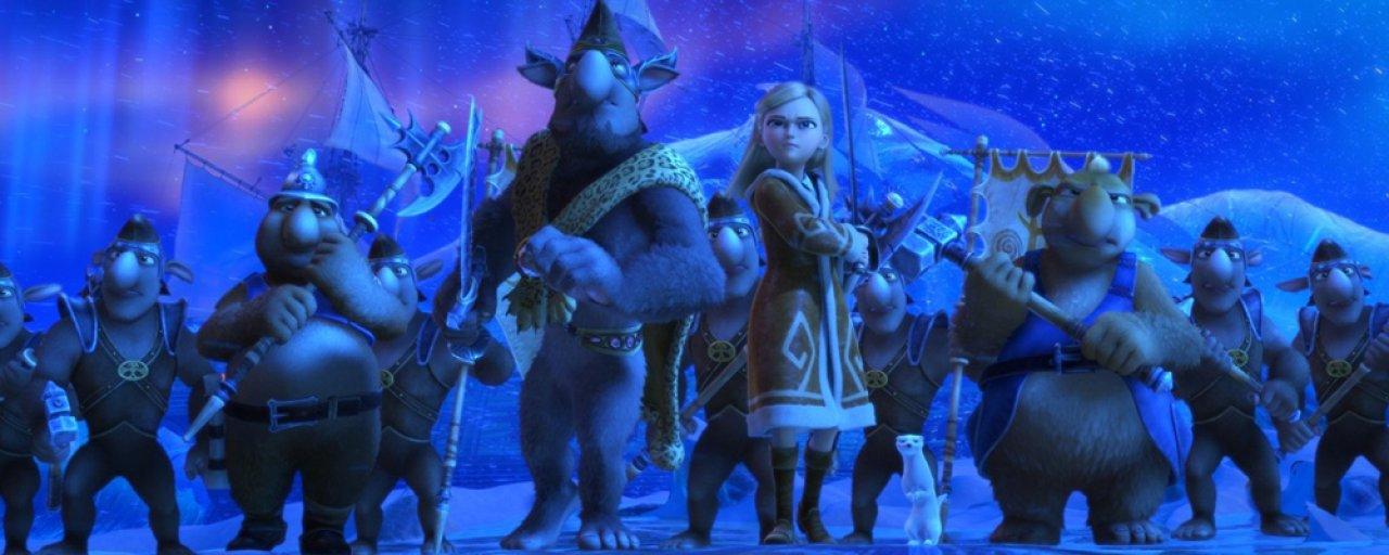 Снежная королева - 2: Перезаморозка
